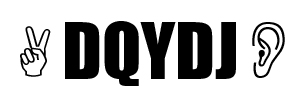 DQYDJ as a band logo.
