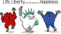 Life and Liberty by Colleen Kong-Savage